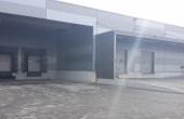 Aggresione Warehouse 2 inchiriere spatiu de depozitare Bucuresti vest vedere frontala