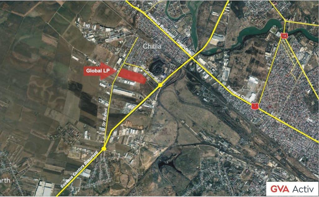 Spatii Industriale De Inchiriat In Zona Chitila