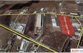 Global Logistic Park inchirieri depozite Bucuresti nord- vest vedere din satelit