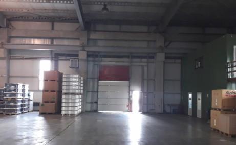 Hala de inchiriat Brasov inchiriere spatiu depozitare Brasov vest vedere spatiu interior