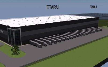 Rap Invest Industrial Park hale de inchiriat in Ghimbav, zona de vest Brasov, la 1.5 km de DN1, imagine informativa