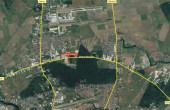 Hala Temperatura Controlata - Otopeni inchiriere spatiu depozitare  Bucuresti nord vedere panoramica