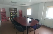 Hala Temperatura Controlata - Otopeni inchiriere spatiu depozitare Bucuresti nord interior spatiu birouri
