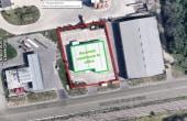 Hala Temperatura Controlata - Otopeni hale industriale de vanzare Bucuresti nord detaliu localizare depozit