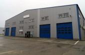 Triton Center inchiriere spatii industriale Bucuresti nord imagine acces spatii interioare