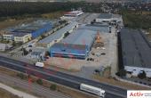 Triton Center inchiriere inchiriere spatii depozitare Bucuresti nord imagine platforma acces auto