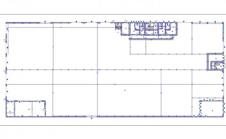 Triton International Cargo inchiriere spatii depozitare Bucuresti nord schita proprietate
