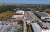 Triton International Cargo inchiriere spatii depozitare Bucuresti nord imagine fatada hala