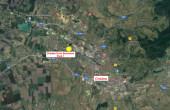Oradea Euro Business Park 1 inchirieri parcuri industriale Oradea nord-vest localizare harta