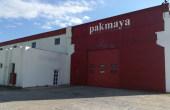 Rompak Pascani inchiriere spatiu depozitare Pascani nord vedere fatada