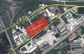 Rompak Pascani inchiriere spatiu depozitare Pascani nord vedere satelit