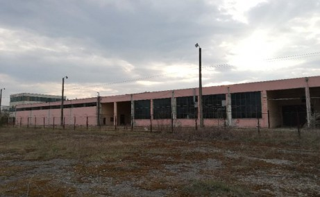 Industrial Warehouse Fagaras
