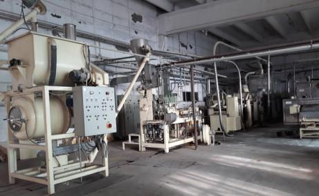 Hale Industriale Fagaras hale industriale de vanzare in sudul orasului Fagaras cu acces direct din Soseaua Hurezului (DJ104C), imagine interior hala
