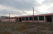 Hale Industriale Fagaras hale industriale de vanzare in sudul orasului Fagaras cu acces direct din Soseaua Hurezului (DJ104C), poza de ansamblu hala