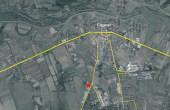 Hale Industriale Fagaras hale industriale de vanzare in sudul orasului Fagaras cu acces direct din Soseaua Hurezului (DJ104C), harta
