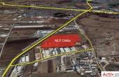MLP Chitila Bucuresti inchiriere parcuri logistice Bucuresti nord-vest localizare vedere din satelit