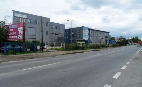 Hala EuroBusiness I inchiriere spatiu depozitare Bucuresti est vedere ansamblu