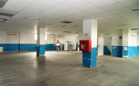 Hala EuroBusiness I inchiriere spatiu depozitare Bucuresti est vedere spatiu interior