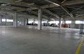 Hala EuroBusiness II inchiriere spatiu depozitare Bucuresti est vedere spatiu interior