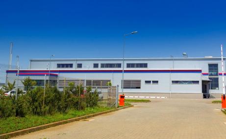 Oradea Euro Business Park 2 inchirieri parcuri industriale Oradea sud vedere acces parc