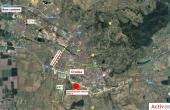 Oradea Euro Business Park 3 inchirieri parcuri logistice Oradea Nord localizare harta Oradea