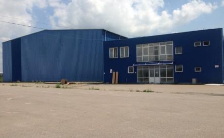 Ecom Logistic Center inchiriere spatiu depozitare zona de sud-est a municipiului Bucuresti, poza de ansamblu hala