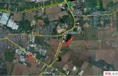 Ecom Logistic Center hale industriale de inchiriat zona de sud-est a municipiului Bucuresti, Popesti-Leordeni, localizare harta