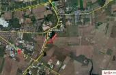 Ecom Logistic Center inchiriere spatiu depozitare zona de sud-est a municipiului Bucuresti, Popesti-Leordeni, localizare harta