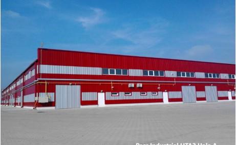 Parc Industrial UTA 2- hale de vanzare