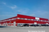 Parc Industrial UTA 2 hale de vanzare Hale de vanzare in Parcul Industrial UTA 2 in nordul municipiului Arad, imagine de ansamblu hala