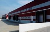 Parc Industrial UTA 2 hale de vanzare Hale de vanzare in Parcul Industrial UTA 2 in nordul municipiului Arad, poza hala din lateral