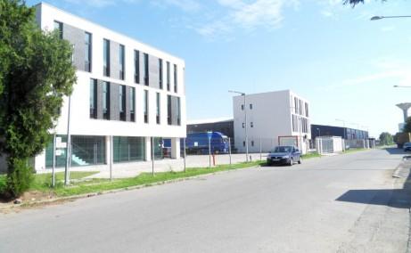 Hala Oxigenului inchiriere spatiu depozitare Bucuresti est vedere cale de acces