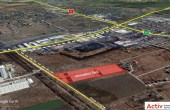 Innovations Park inchiriere spatiu depozitare Bucuresti sud-vest localizare harta bucuresti