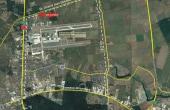 Otopeni Airport Service Center inchiriere spatiu depozitare Bucuresti nord localizare harta Bucuresti