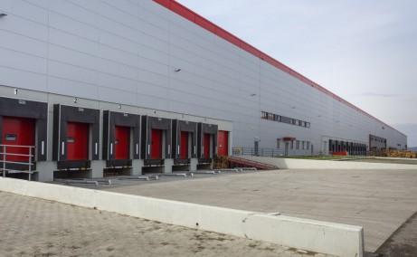 TRC Park Cluj inchirieri hale Cluj nord usi acces auto