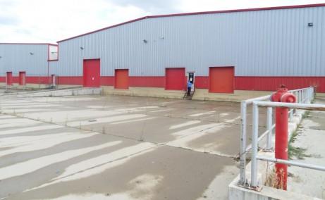 Pantelimon Logistic Center  inchiriere spatiu de depozitare  Bucuresti est usi acces auto