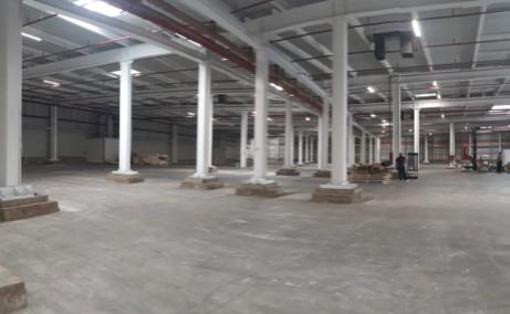 Mega Company Chiajna inchiriere spatiu de depozitare Bucuresti vest   interior hala