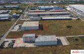 Spatii industriale Litera inchiriere spatiu depozitare Bucuresti vest imagine platforma betonata