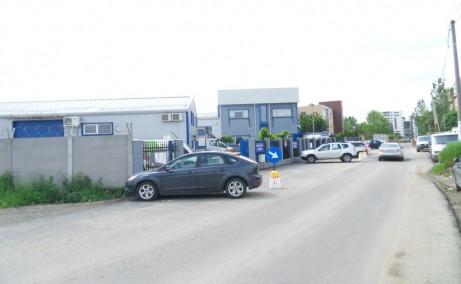 Hala MobVip inchiriere proprietati industriale Bucuresti est vedere laterala