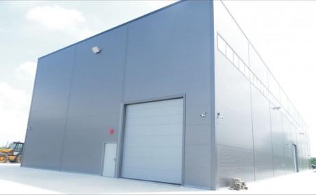 Hala ArcoExpert inchiriere proprietati industriale Bucuresti vest  vedere laterala intrare