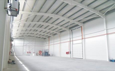 Hala ArcoExpert inchiriere proprietati industriale Bucuresti vest  vedere interior