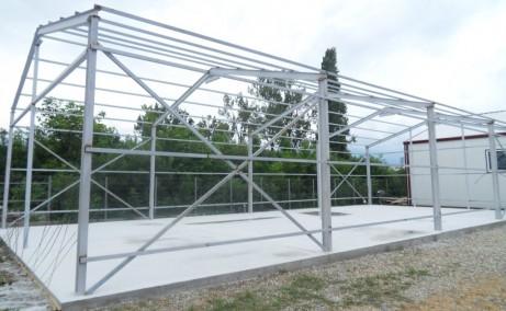 Hala Manastirea inchiriere proprietati industriale Bucuresti nord-vest structura metalica