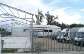 Hala Manastirea inchiriere proprietati industriale Bucuresti nord-vest vedere fatada