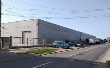 Hale arad inchiriere proprietati industriale Arad sud  gard imprejmuire incinta
