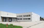 Hale arad inchiriere proprietati industriale Arad sud  vedere laterala intrare