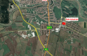 Hale arad inchiriere proprietati industriale Arad sud  vedere panoramica