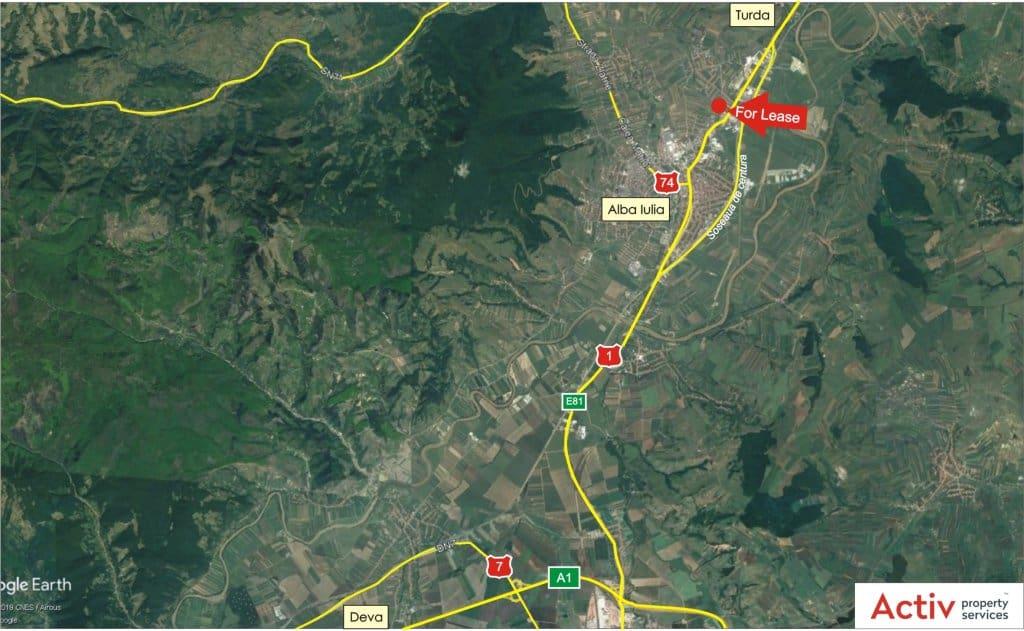 Hala Industriala De Inchiriat Alba Iulia