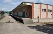 Hala Calea Clujului inchiriere spatiu depozitare Alba Iulia Nord vedere laterala