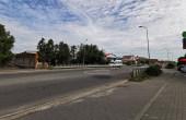 Hala Calea Clujului inchiriere spatiu depozitare Alba Iulia Nord vedere acces DN1
