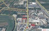 Hala Calea Clujului inchiriere spatiu depozitare Alba Iulia Nord vedere satelit